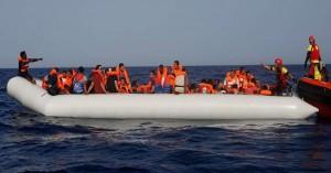 Κατά 122% αυξήθηκαν τον Ιούλιο οι προσφυγικές ροές στην Ελλάδα