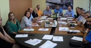 Συνεδρίαση του Περιφερειακού Επιμελητηριακού Συμβουλίου Κρήτης
