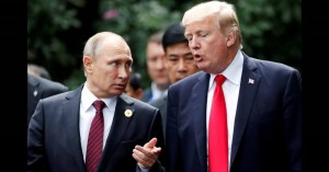 Politico: Η συνάντηση Τραμπ-Πούτιν σηματοδοτεί μία νέα παγκόσμια τάξη