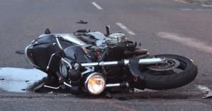 Θανάσιμος τραυματισμός 35χρονου λόγω ανατροπής μοτοσικλέτας που οδηγούσε