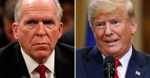Τραμπ μαινόμενος κατά του πρώην διευθυντή της CIA