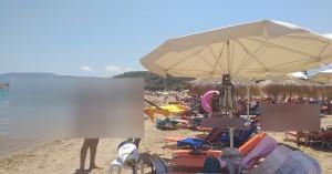 Τσίμα-τσίμα οι ομπρέλες στην παραλία - Πουθενά χώρος για να βάλεις δική σου