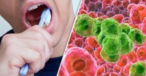 Ο καρκίνος του οισοφάγου συνδέεται με το βούρτσισμα των δοντιών!