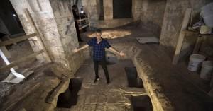 Εργοστάσιο σαπουνιού ανακαλύφθηκε κάτω από το μουσείο του Γιούρι Γκέλερ