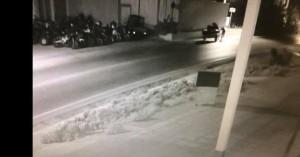 Κλέφτης πήρε τζετ σκι... και άρχισε να τρέχει (βίντεο)