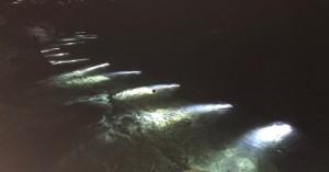 Με παρατράγουδα και δολιοφθορές το νέο σύστημα φωτισμού στην Αγία Πελαγία