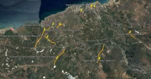 Έργα βελτίωσης της δημοτικής οδοποιίας στον Δήμο Αγίου Νικολάου