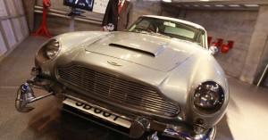 Ονειρευτήκατε να έχετε την Aston Martin DB5 του Τζέιμς Μποντ;