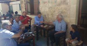 """Λευτέρης Αυγενάκης: """"Υπάρχει ελπίδα"""""""