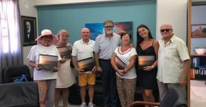 Δήμος Αγ. Νικολάου: Βράβευση επαναλαμβανόμενων επισκεπτών