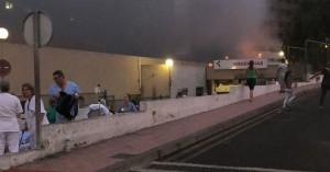Ισπανία: Σκηνές χάους σε νοσοκομείο λόγω πυρκαγιάς