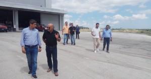 Ο Αυγενάκης στην ΕΑΣΗ - Συνάντηση με αμπελουργούς για τις καταστροφές