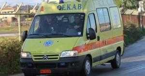 Ένας 20χρονος τραυματίας σε σύγκρουση μηχανής με τρακτέρ