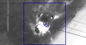 Ο απρόσμενος σύμμαχος σε αστυνομική καταδίωξη (βίντεο)