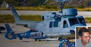 Αγωγή ενός εκατ. ευρώ για τη συντριβή του Agusta Bell το 2016
