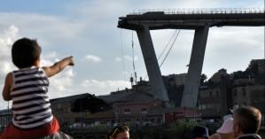 Στους 43 οι νεκροί από την κατάρρευση της γέφυρας στη Γένοβα