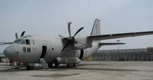 Μεταφορά νεογέννητου με αεροσκάφος της Πολεμικής Αεροπορίας