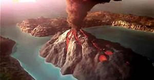 Νέες έρευνες: Η έκρηξη του ηφαιστείου της Σαντορίνης έγινε μετά το 1600 πΧ
