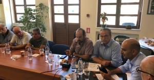Μαλανδράκης:Να αναλάβει η ΠΕΔ την χρηματοδότηση για σχέδια έκτακτης ανάγκης