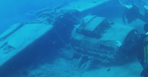 Εκπληκτικό βίντεο από ένα απομεινάρι του πολέμου στην Κρήτη