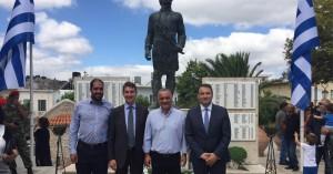 Ο πρέσβης της Σερβίας στα Ανώγεια για τις εκδηλώσεις του Ολοκαυτώματος