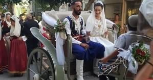Πλήθος κόσμου στην 44η αναβίωση κρητικού γάμου στην Κίσαμο (φωτο)