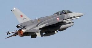 6 τουρκικά μαχητικά παραβίασαν τον εθνικό εναέριο χώρο το βράδυ της Πέμπτης