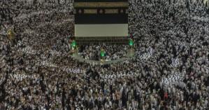 Εκατομμύρια προσκυνητές στη Μέκκα - Σε επιφυλακή οι αρχές
