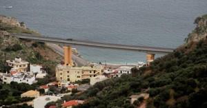 Βρέθηκε πτώμα άντρα κάτω από την γέφυρα Παλαίκαστρου