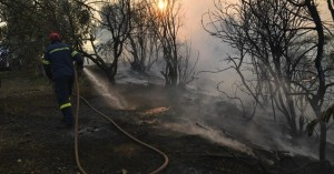 ΓΓΠΠ: Ενεργοποίηση της «Κοπέρνικος» για την καταγραφή ζημιών στην Εύβοια