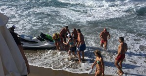 Άφησε την τελευταία του πνοή σε παραλία του Ρεθύμνου (φωτο)