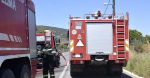 Σε ποιες περιοχές της Ελλάδας υπάρχει αυξημένος κίνδυνος πυρκαγιάς