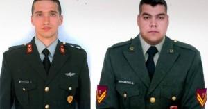 Ελεύθεροι οι δύο Έλληνες στρατιωτικοί που κρατούντο στην Τουρκία
