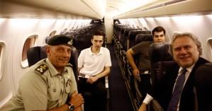 Μητρετώδης - Κούκλατζης στο αεροσκάφος περιγράφουν πώς τους συνέλαβαν