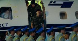 Ελεύθεροι και πίσω στην Ελλάδα οι δύο Έλληνες στρατιωτικοί (φωτο)