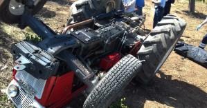 Νεκρός αγρότης από ανατροπή τρακτέρ στον Έβρο