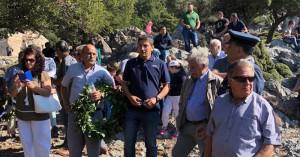 Λ. Αυγενάκης: «Τιμούμε τη μνήμη των ηρώων του Τραχηλίου...»
