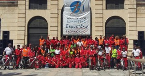 Ορκωμοσία εθελοντών στον Ελληνικό Ερυθρό Σταυρό Χανίων