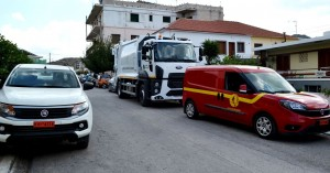 Νέα οχήματα στην υπηρεσία του δήμου Κισσάμου
