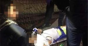 Αυτοκίνητο έπεσε πάνω σε πεζούς έξω από Τζαμί στο Λονδίνο