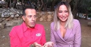 «Μένω μόνιμα στα Χανιά με τον σύντροφό μου» λέει η Μελίνα Ασλανίδου(βίντεο)