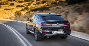 Διαθέσιμη στην Ελλάδα η ολοκαίνουργια BMW X4