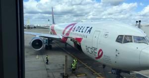 Delta Airlines: Αναγκαστική προσγείωση εξαιτίας μεθυσμένου επιβάτη