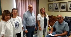 Χανιά: Έδωσαν αίμα για τους πυρόπληκτους της Αττικής