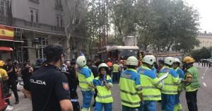Νεκρός και τραυματίες σε εργατικό δυστύχημα στο ξενοδοχείο Ritz Μαδρίτης