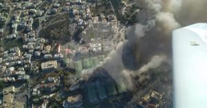 Αλλαγή γενικής εφημερίας του Βενιζελείου Νοσοκομείου λόγω της φωτιάς