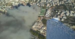 Πυρκαγιά σε Ηράκλειο: Ξεκίνησαν οι μετρήσεις για την ατμοσφαιρική ρύπανση