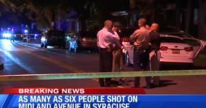 Σε οικογενειακή συγκέντρωση για το θάνατο άνδρα οι πυροβολισμοί στις ΗΠΑ