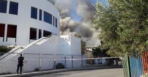 Στο Ηράκλειο ο Υπ.Παιδείας -Αναζητούν στέγη για τους φοιτητές μετά τη φωτιά