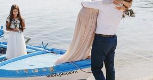 Χάρης Χριστόπουλος: H πρώτη φωτό στο instagram από τον μυστικό γάμο του
